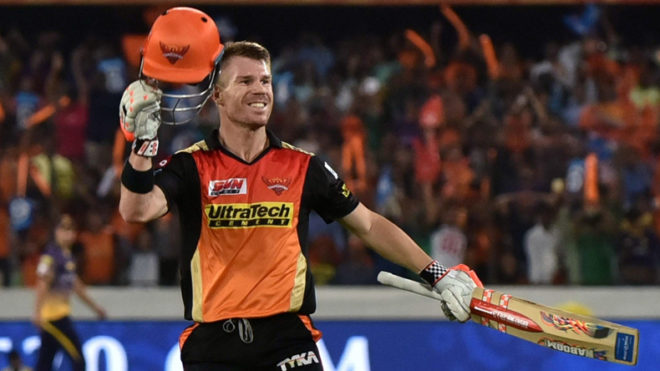 IPL 2017: It's been a little bogey playing away, says David Warner