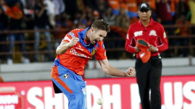 IPL 2017 Gujarat Lions pacer Andrew Tye ruled out of tournament