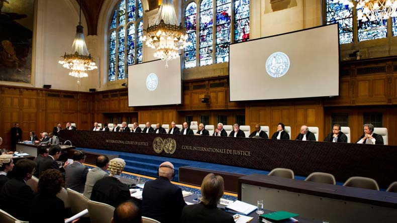 Vienna Convention not for spies involved in terror: Pak to ICJ