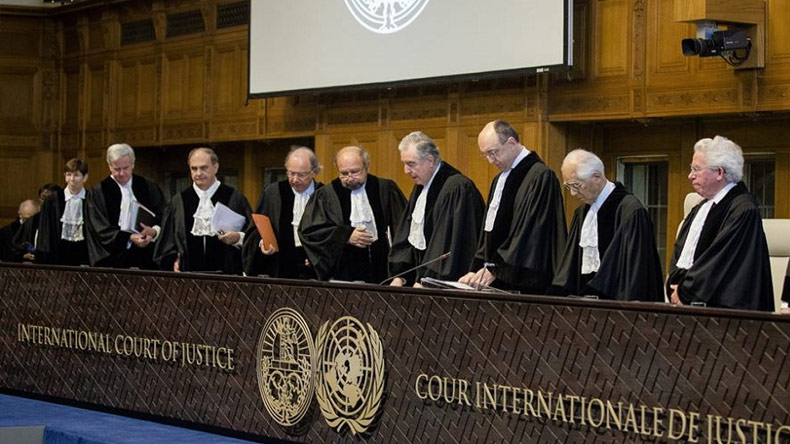 World Court Orders Pakistan Temporarily Not To Execute Alleged Indian Spy