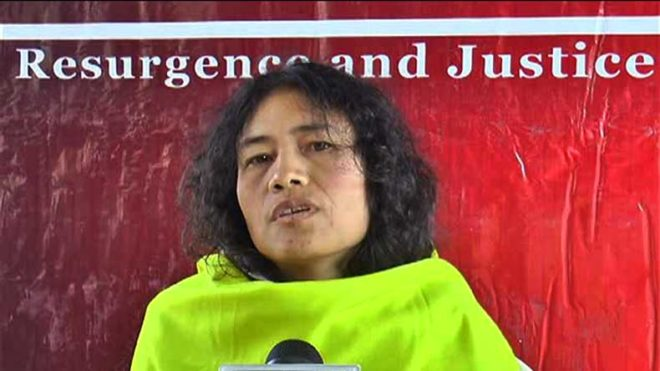 Confirmed! Irom Sharmila to marry her British partner Desmond Coutinho in July