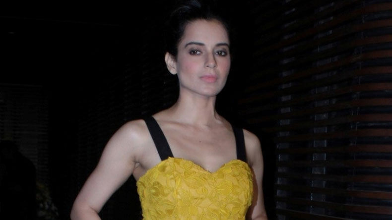 Kangana Ranaut gets legal notice for 'hijacking' 'Rani of Jhansi - The Warrior Queen'