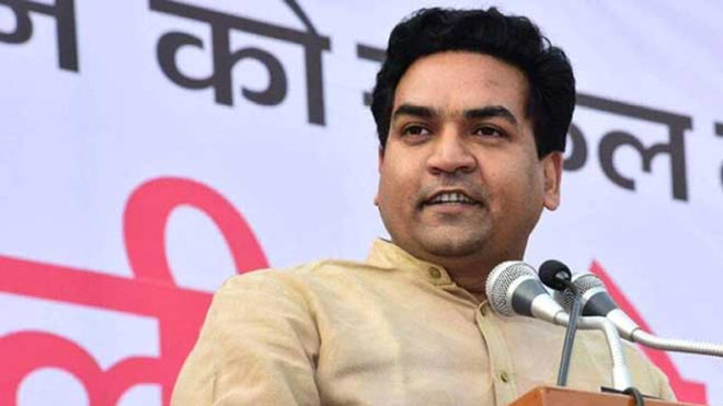 Ousted Delhi minister Kapil Mishra to approach ACB on Monday