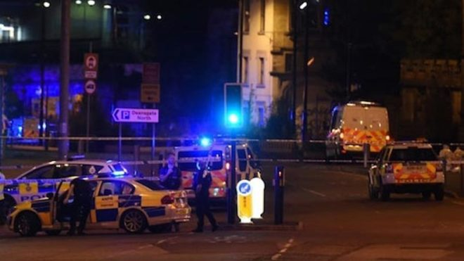 British Police identifies 22-year-old Salman Abedi as prime suspect in Manchester bombing