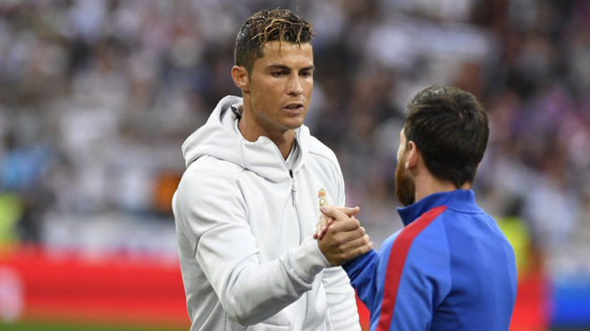 Messi's-existence-is-only-problem-for-Cristiano-Ronaldo,-says-Xavi