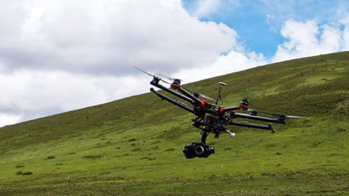 New NASA tech could help drones make safe emergency landing
