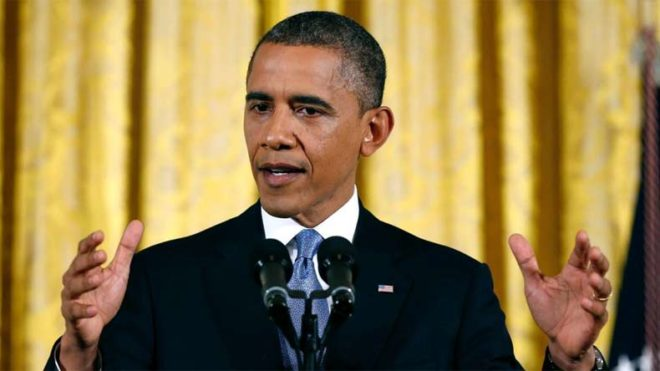 Obama calls for efforts to prevent climate change