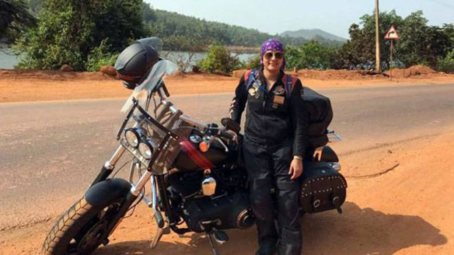Venture out; women should travel without any pre-conceived notions: Solo woman traveller