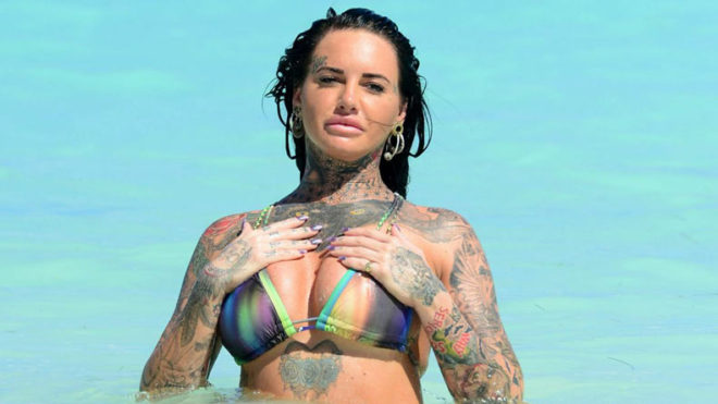 Reality-TV-star-Jemma-Lucy-strips-down-to-shower-in-public