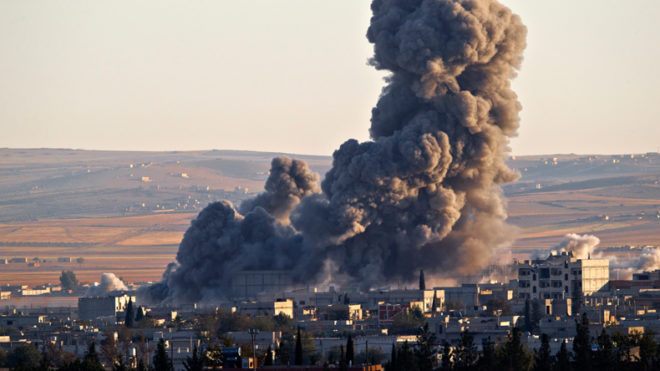 2,786 died Syria in April, claims report