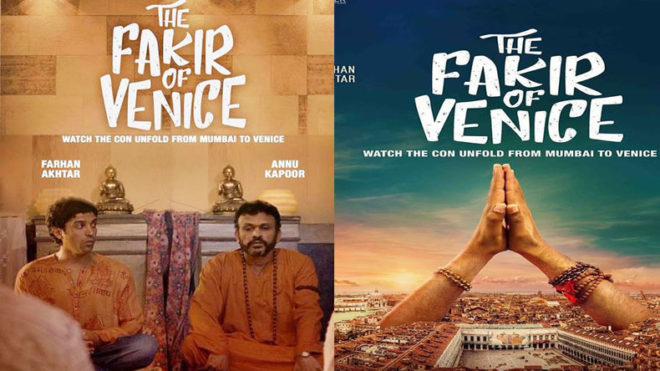 'The Fakir of Venice' trailer starring Farhan Akhtar and Annu Kapoor released