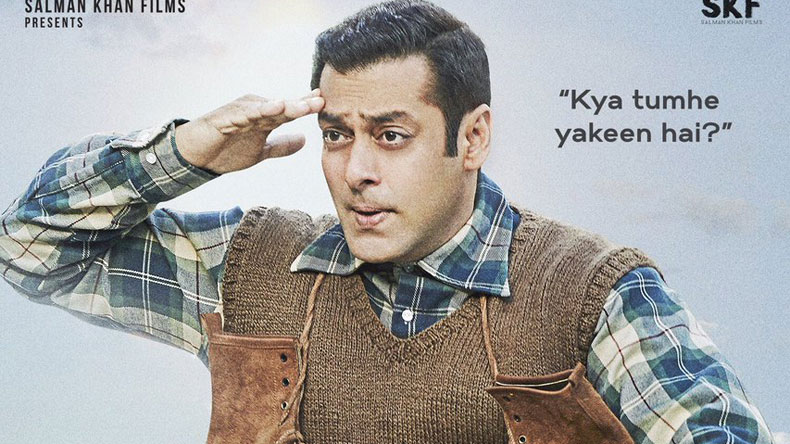 Salman Khan Looks Super Adorable In The New 'Radio Song' From Tubelight!
