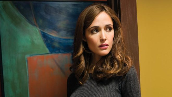 Actress Rose Byrne accuses Hollywood of misogyny