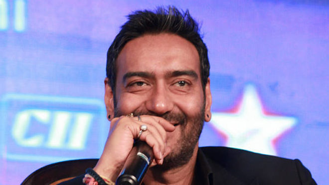 Shooting of Ajay Devgn's Marathi film begins