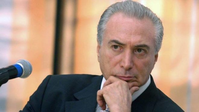 Brazil Supreme Court authorises police questioning of President Michel Temer