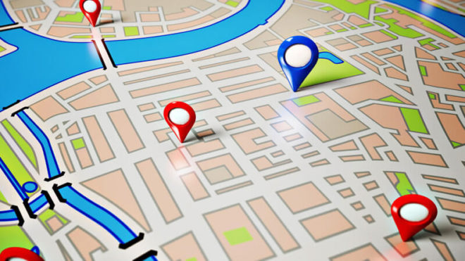 Google Maps for Android gets new home screen