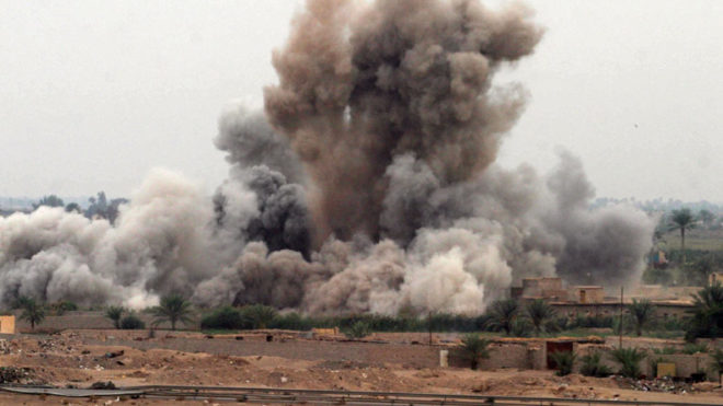 At least 13 IS militants killed in airstrikes in Iraq