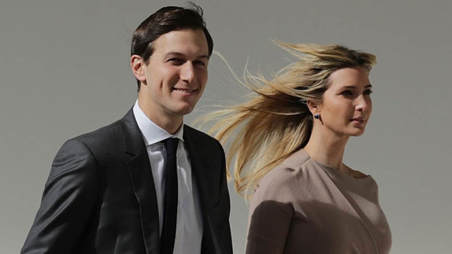 Donald Trump's son-in-law Jared Kushner should have security clearance reviewed