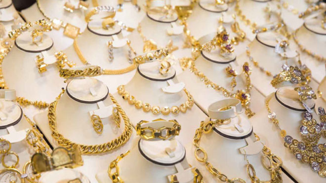 Choose jewellery according to face type