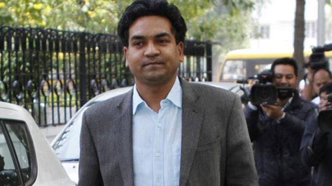 Water Minister Kapil Mishra removed from Delhi cabinet, two new faces to be inducted
