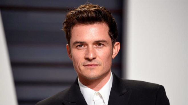 Orlando Bloom's naked image spread all over Hollywood