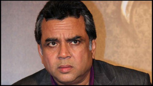 Twitter forced me to take down comment on Arundhati Roy, says Paresh Rawal