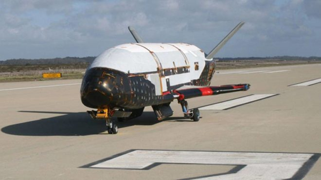 US Air Force's space plane completes two-year secret mission