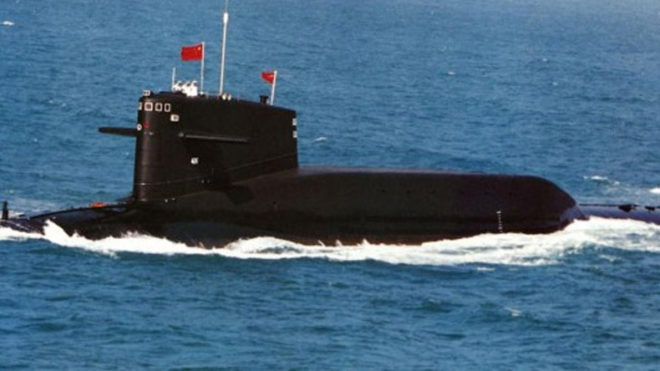 China's request of docking submarine at Colombo rejected by Sri Lanka
