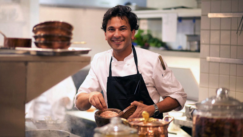 Will take India's regional cuisine to the world: Chef Vikas Khanna