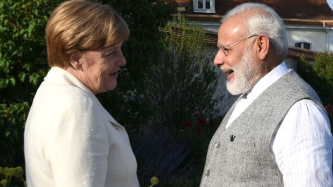 India and Germany hold Inter-Governmental Consultations