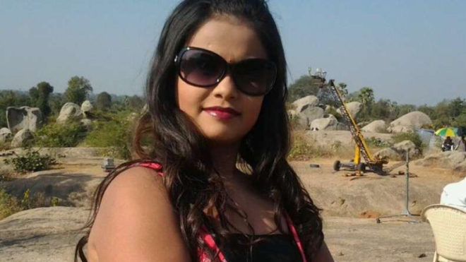 Bhojpuri actress found dead in her Juhu apartment.