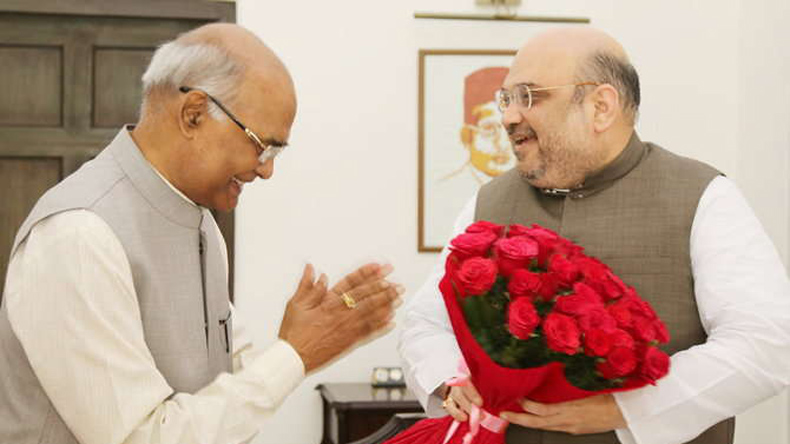 Things to know about NDA's presidential candidate Ram Nath Kovind