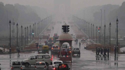 Thunderstorm hits Chandigarh; Rainfall in Delhi, NCR