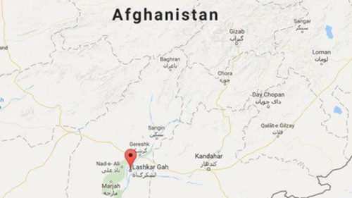 Suicide car bomb attack in Afghanistan's Lashkargah; 24 killed, several injured