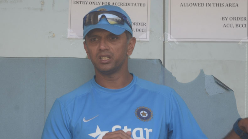 BCCI extends Rahul Dravid's coaching stint for 2 years