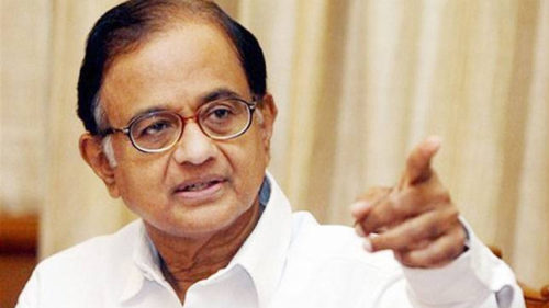 P Chidambaram hits out at PM Narendra Modi government, says demonetisation 'biggest scam' of 2016