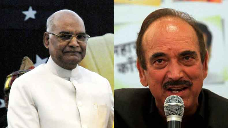 Congress Says No Scope for Consensus on BJP's President Nominee