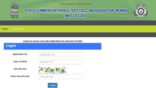 DTE Maharashtra: MHT CET 2017 final merit list declared @ dtemaharashtra.gov.in