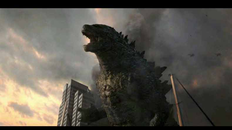 The Godzilla sequel will be a regular monster mash