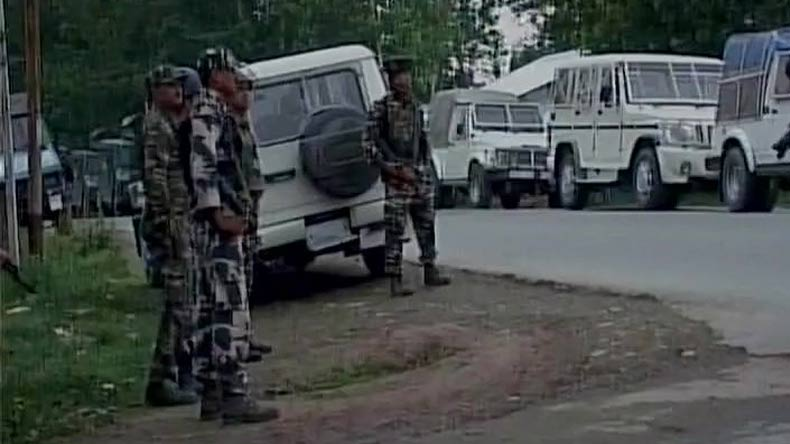 Jammu & Kashmir: 2 militants killed in encounter with security forces in Sopore