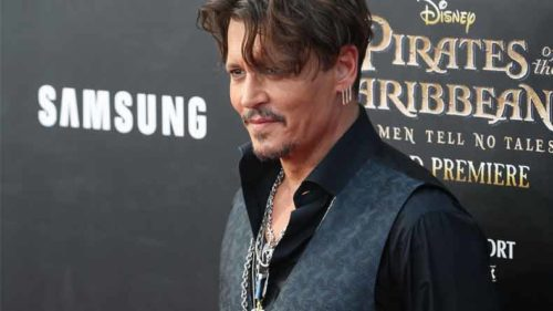Johnny Depp quips about assassinating President Donald Trump