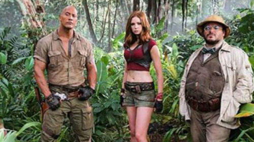 'Jumanji: Welcome to the jungle'— Fun-teaser released!