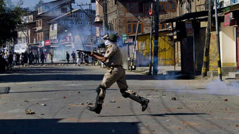 Jammu and Kashmir: Civilian killed during clashes in Shopian district