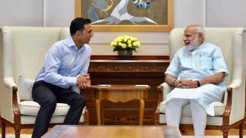 'Khiladi' to star as Narendra Modi Akshay Kumar now eyeing possible Prime Minister biopic