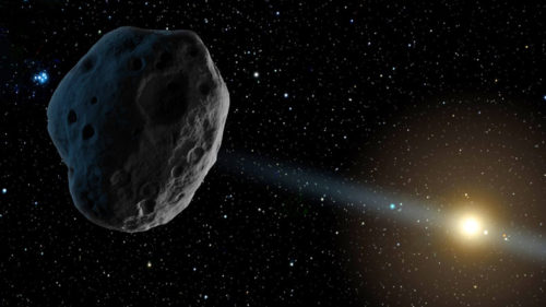 Mysterious Mars-sized object lurking at edge of solar system