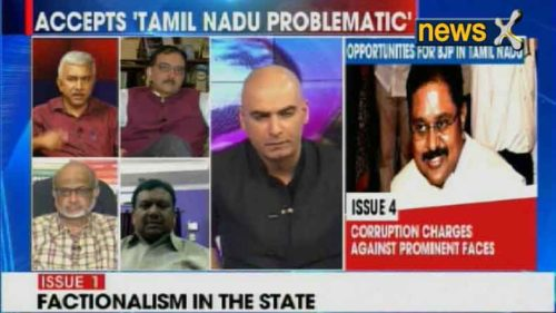 Nation at 9: Gadkari says TN a 'problematic' state for BJP; asks workers to strive for majority