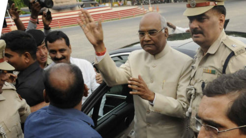NDA Presidential nominee Ram Nath Kovind gets new address in Delhi