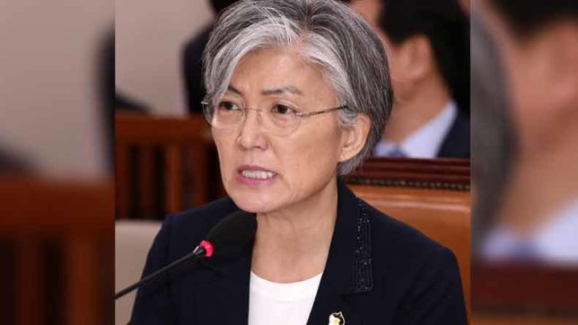 North Korea should be denuclearised by sanctions, dialogue: Seoul