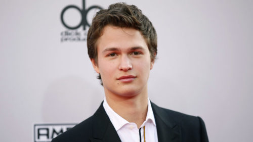 Donald Trump is a total mess, says Ansel Elgort