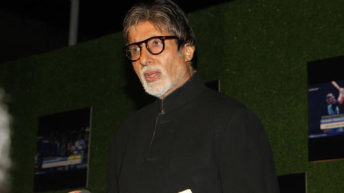 'Thugs Of Hindostan' is rough, tough: Amitabh Bachchan